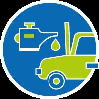 Sostituzione dell'olio motore